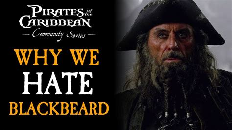 Of The Caribbean 4 Are We Going To See Brand by Why We Blackbeard Of The Caribbean 4