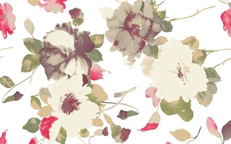 pattern for flower desktop backgrounds patterns wallpaper cave
