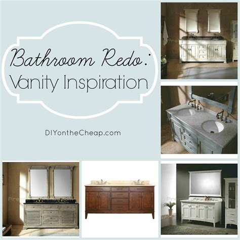 redo bathroom ideas bathroom redo ideas vanity inspiration erin spain