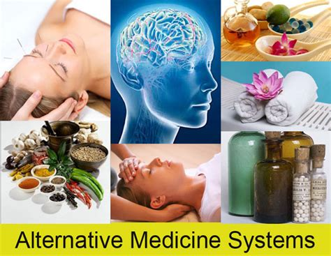 8 Great Alternative Therapies by Top 10 Alternative Medicine Systems And Therapies