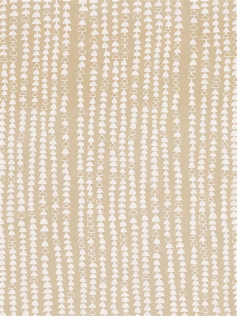 pattern linen fabric hopi graphic pattern cotton linen fabric in off white