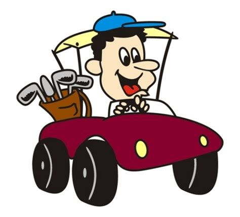 golf clipart golf cart clip always golf