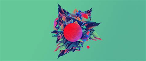 abstract wallpaper by justin maller justin maller abstract facets hd wallpapers desktop