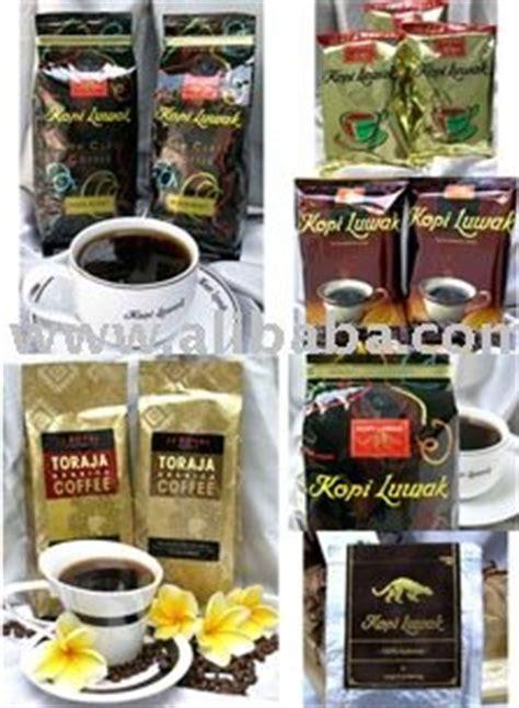 Coffee Bean Biji Kopi Robusta Jawa 100 Gr kopi luwak high class coffee products indonesia kopi luwak high class coffee supplier