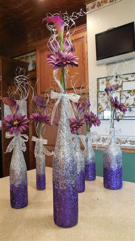 tips wonderful wine bottle centerpieces   wedding