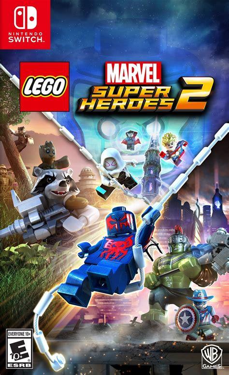 lego marvel super heroes 2 confirmed for nintendo switch used lego marvel super heroes 2 game for swappa