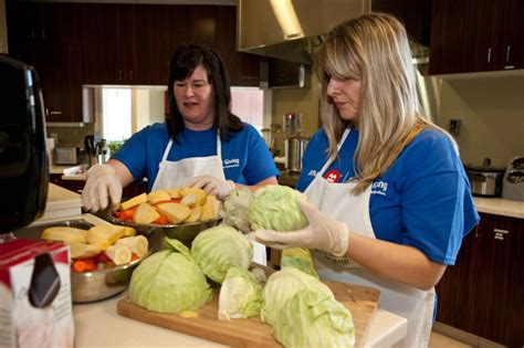 bmo house insurance photo bmo volunteer day employees in st john s give back at ronald mcdonald house