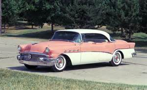 1956 Buick Roadmaster Sedan Car And Driver