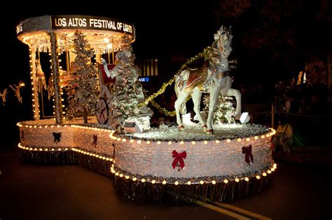 lighted christmas parade ideas 10 best towns around san francisco 2016