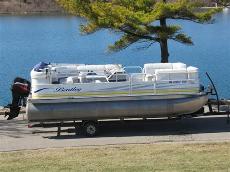 pontoon boats for sale bentley bentley pontoons boats for sale boats