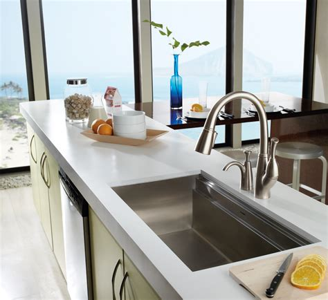 allora kitchen faucet allora pull kitchen faucet for residential pros