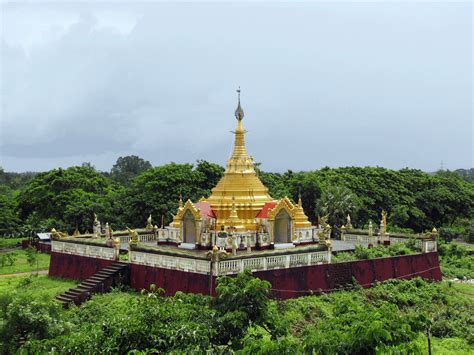 The Place In Bago City Bago In Burma Tourist Spots Around The World