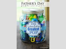 DIY Father's Day Gift Ideas Manly Gifts For Him