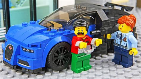 lego cars lego car robbery invisible 2
