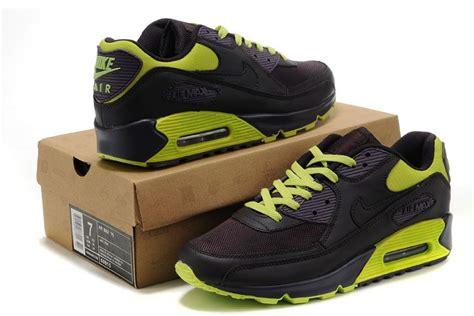 Nike Air Max 90 Blackgreen P 1255 by Nike Free Free Running Nike Mens Nike Air Max 90 Shoes