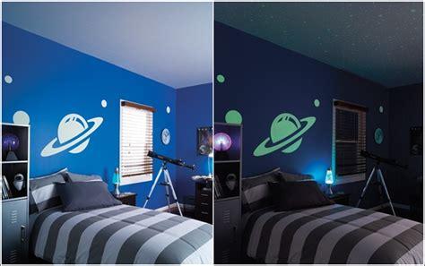 glow   dark paint  decals   childs room
