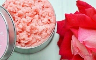 Rosa Scrub come fare uno scrub alla rosa ecco la ricetta fai da te tuttogreen