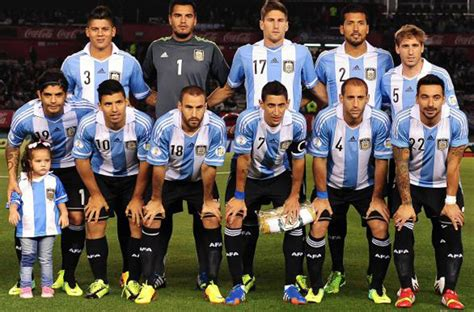 argentina football team argentina fifa world cup 2014 soccer history achievements