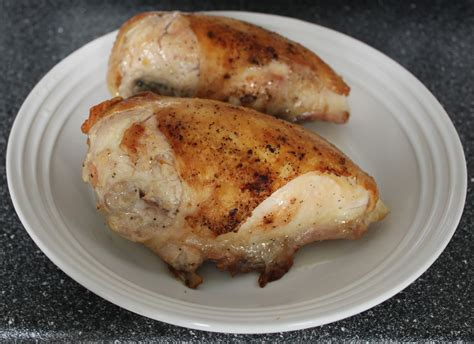 baked chicken breast recipes easy calories bone in and