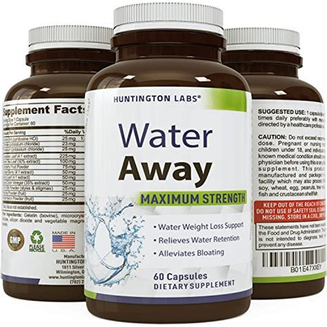 Water Retention After Detox diuretic water pills for bloating water pills weight