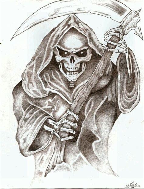 santa muerte tattoo designs pin by lewis on personal stuff grim