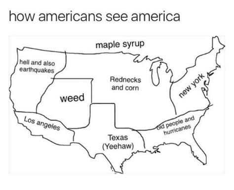 How To Find In Usa How Americans See America Maple Syrup Hell And Also