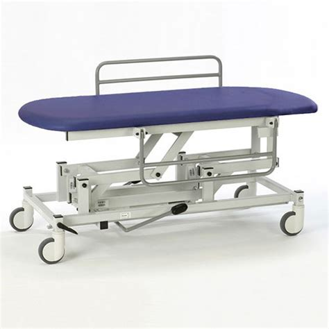 hydraulic physio table blue physio tables complete