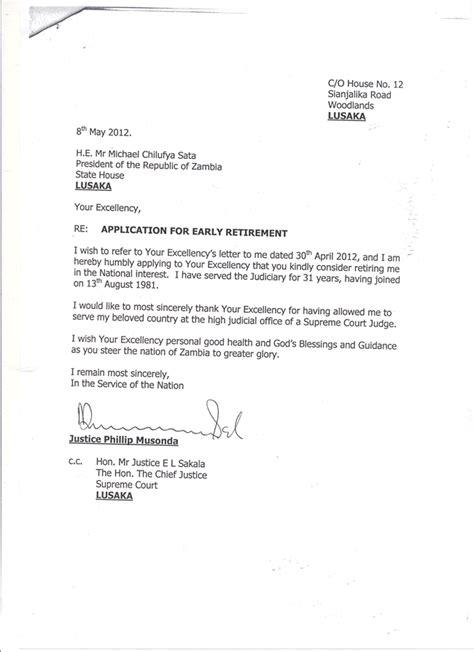 application letter zambia application letters in zambia letter sle
