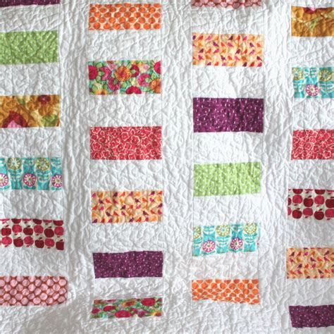 Baby Quilt Patterns by Colorful Coins Baby Quilt Pattern Favequilts