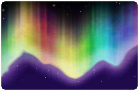 Rainbow Lights By Hello Fujiang On Deviantart Rainbow Lights