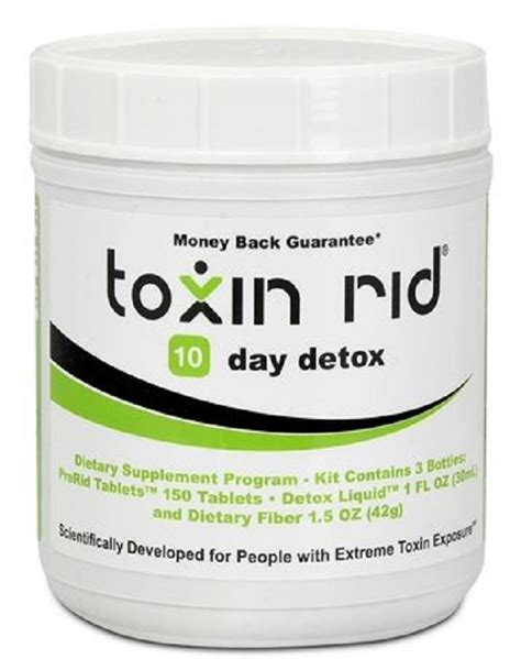 10 Day Detox Reviews by 10 Day Detox Toxin Rid Review Update 2018 Detox