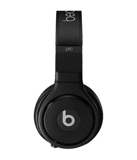 Beats Pro Detox Price In India by Buy Beats Pro Ear Headphones Infinite Black