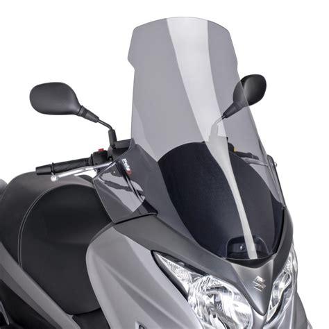 Windshield Brugman 200 Smoke 4mm windshield puig v tech line suzuki burgman 200 14 17 light
