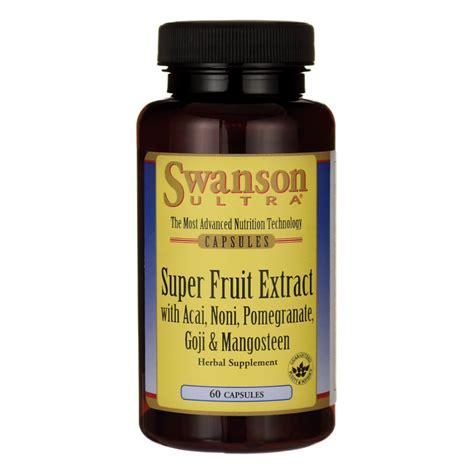 Murah Swanson Acai Berry 60 Caps swanson ultra fruit extract 60 caps swanson health