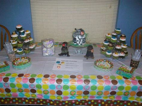 jungle theme baby shower decorations ideas baby shower ideas decorations favors ideas