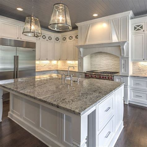 what color countertops go with white cabinets omg this kitchen cabinet color and style counter tops