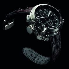 U Boat Italo Fontana Rosegold Combi Brown Leather grand calibre 36 rs caliperautomatic chronograph43 mm black steel bracelet tag heuer