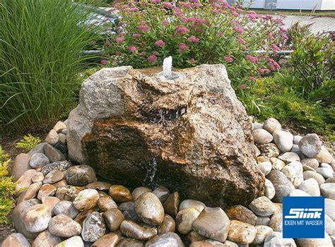 quellstein garten kaufen gartenbrunnen quellstein findling 919 k kaufen