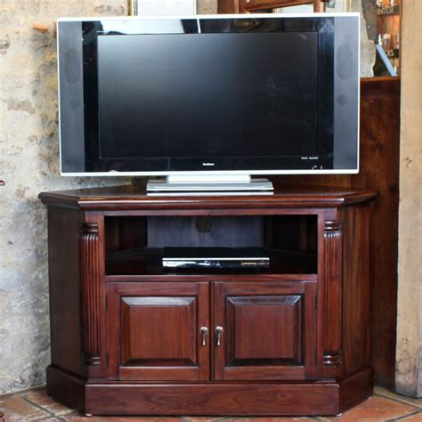 mahogany tv cabinet with doors corner television cabinet mahogany akd furniture