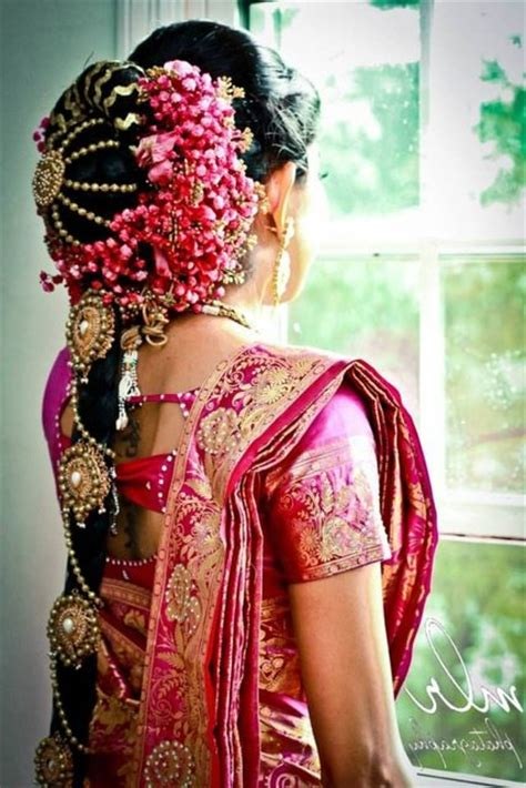 Hairstyle Accessories India by Simple South Indian Hairstyles For A Gracious Look