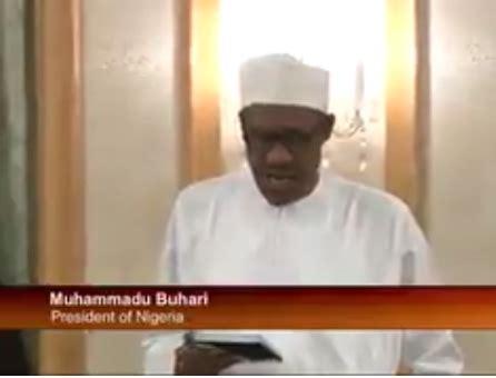 president buhari     invest