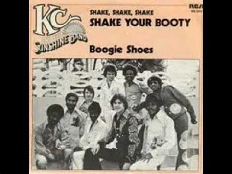 how to your to shake kc and the band shake your boogie shoes
