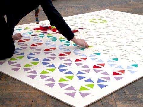 alfombras habitaciones infantiles alfombras puzle de lana para las habitaciones infantiles