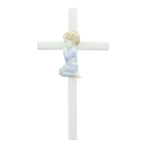 Porcelain Cross  Ee  Boy Ee   I H The Catholicmpany