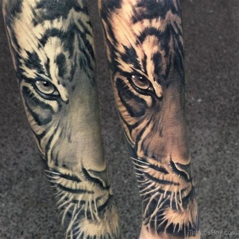 tiger tattoo sleeve designs tiger designs pictures ink