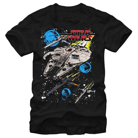 Kaos Starwars Starwars Tfa 7 wars tfa blue squad t shirt