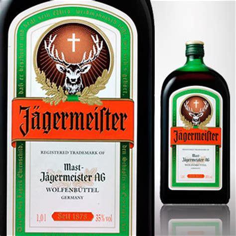 Jagermeister Liquor Com Jagermeister Label Template