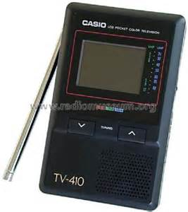 Tv Kecil jual tv kecil casio lcd pocket color television tv 410 v