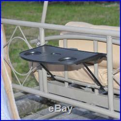 Patio Swing Heavy Duty Heavy Duty Convertible Patio Swing Bed Chair Canopy
