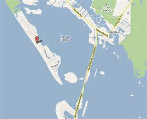 gasparilla island florida map south west florida sarasota area englewood port